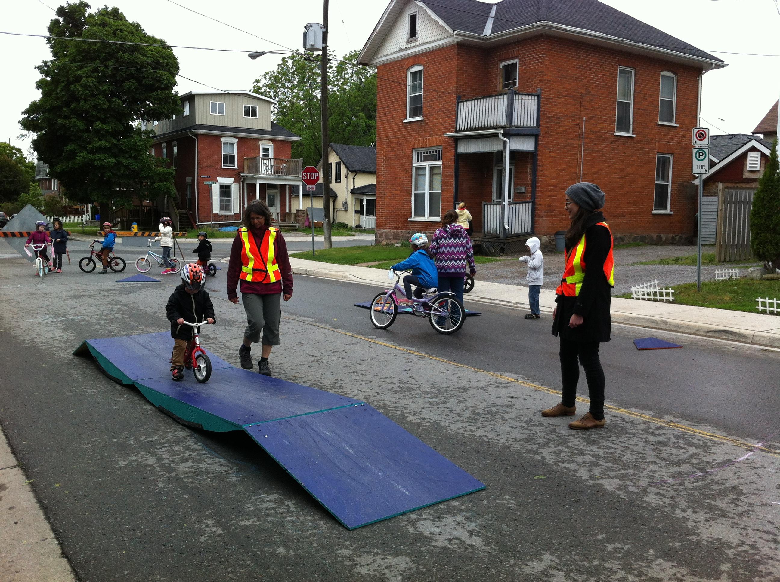 Active Neighbourhoods Canada